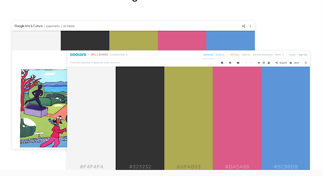 Site Palette - Helpful Chrome Extensions For Web Designers & Developers